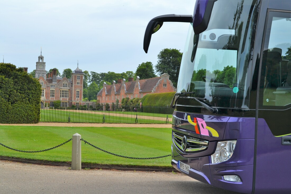 Eastons Coach Hire Norwich